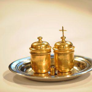 L'huile Sainte