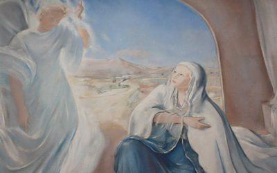 Consécration de la paroisse à Marie Immaculée