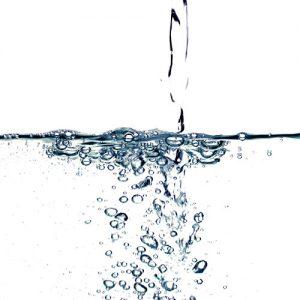 eau du baptême