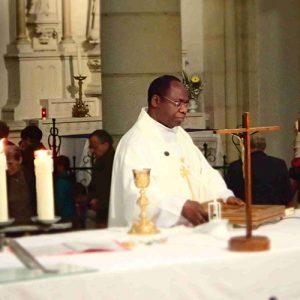 ordination père Sébastien - Sainte-Anne