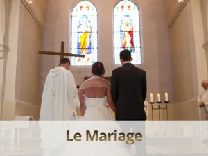 le sacrement du mariage - paroisse sainte anne