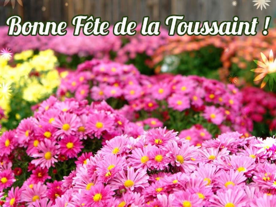 Bonne Fête de la Toussaint