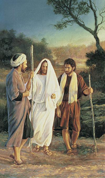 Les disciples d'Emmaüs, récit d'une espérance retrouvée et partagée