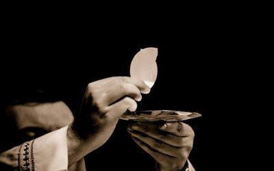 Homélie Solennité du Corps et du Sang du Christ