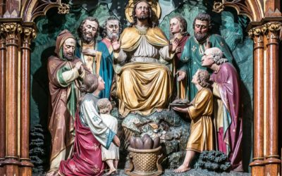 Jésus nourrit la foule (Mt 14, 13-21)