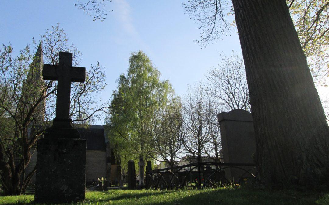 Seigneur Jésus, nous te prionspour tous les défunts de la paroisse Sainte Anne et leurs familles