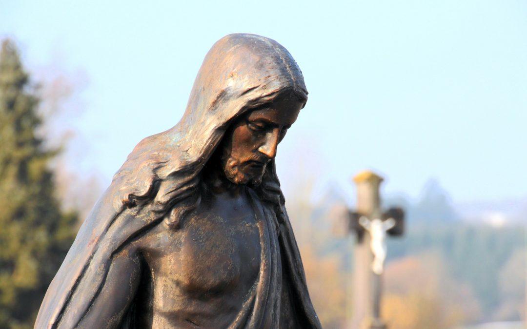 Jésus, apprends-nous à nous regarder les uns les autres comme toi tu nous regardes