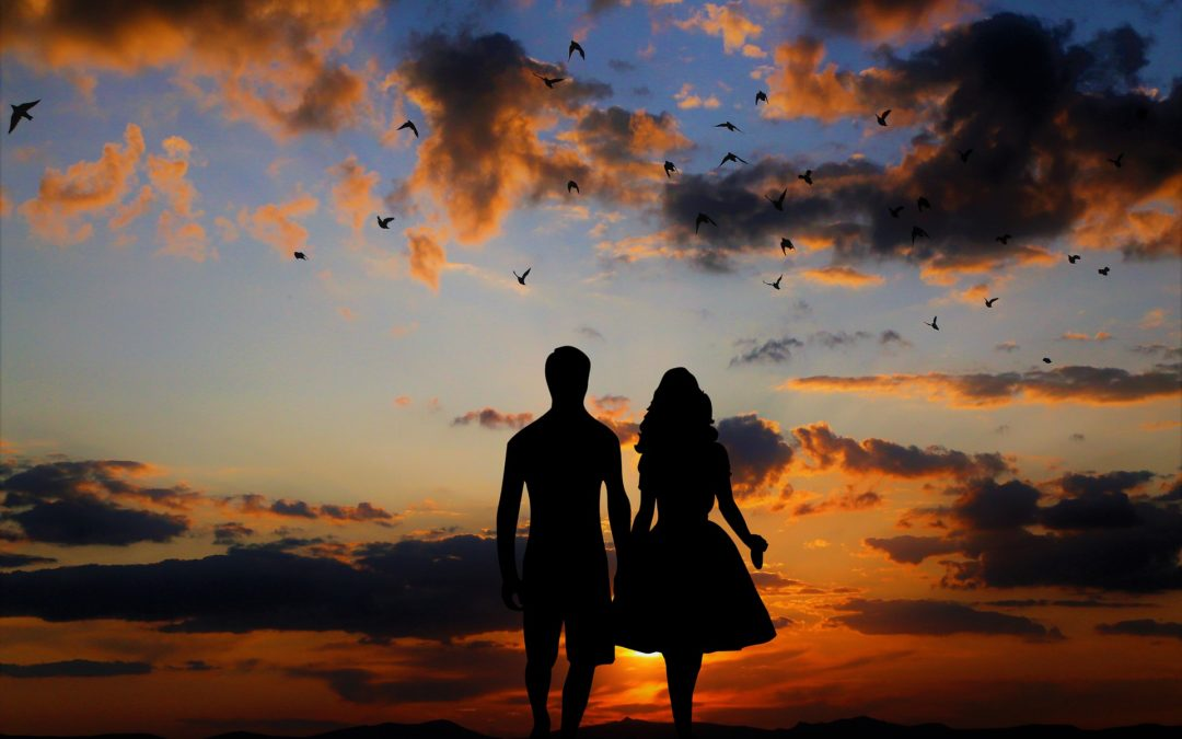 Que ce temps de respiration se révèle fécond et leur permette de faire grandir leur amour !