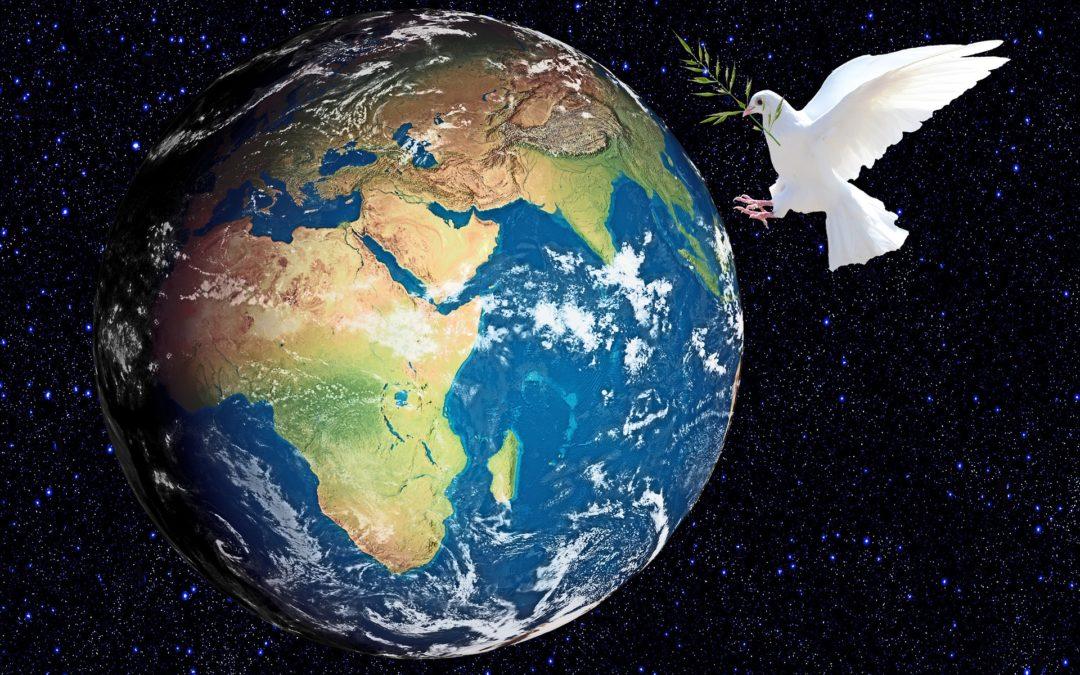 Seigneur Jésus, nous te prions pour la paix dans le monde