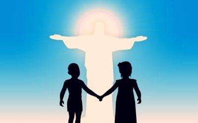 Seigneur Jésus, nous te prions pour tous les enfantsdu monde