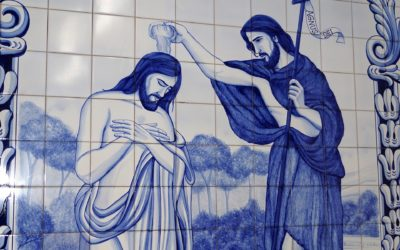 Homélie pour la fête du baptême Christ