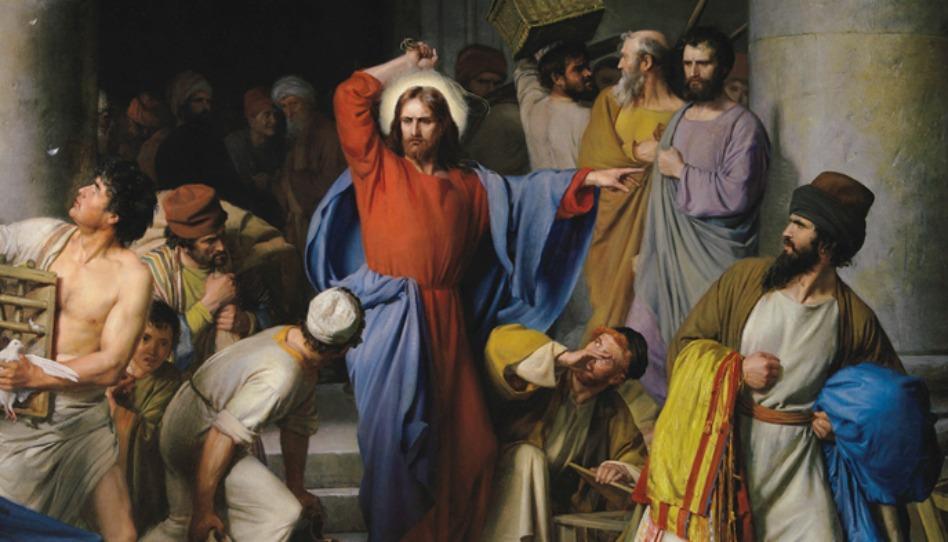Homélie du troisième dimanche de carême – Année B